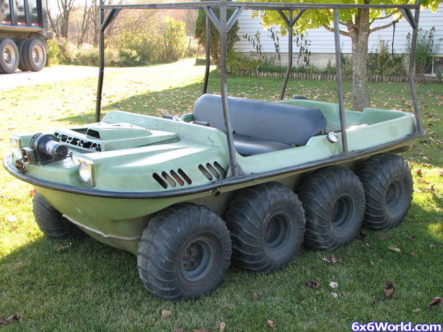 List of Synonyms and Antonyms of the Word: Argo 6 Wheeler