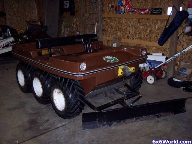 Craigslist Amphibious 6 Wheel Atvs | Autos Post