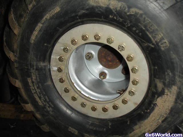 bead locks on max ii hibious atv pictures