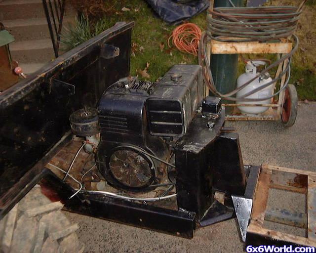 Pug 4x4 - Amphibious ATV Pictures