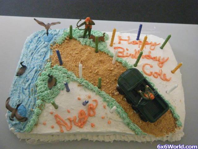 Argo Birthday Cake Amphibious Atv Pictures