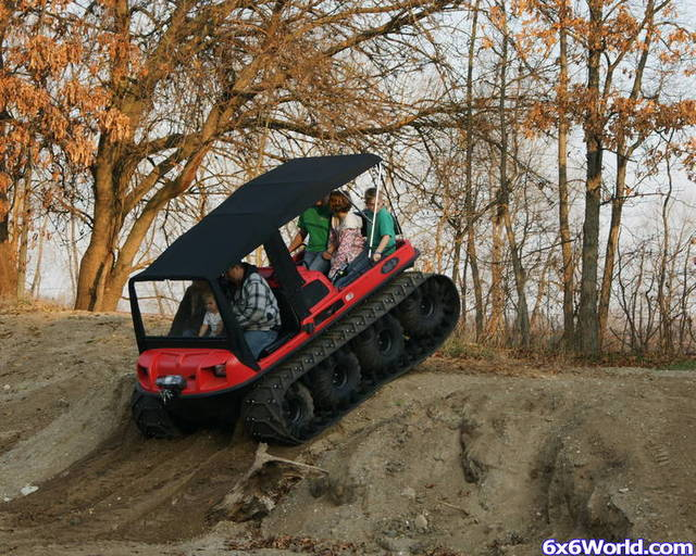2010 Mudd-Ox - Amphibious ATV Pictures