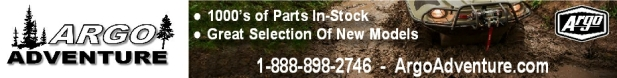 Argo Parts & Accessories