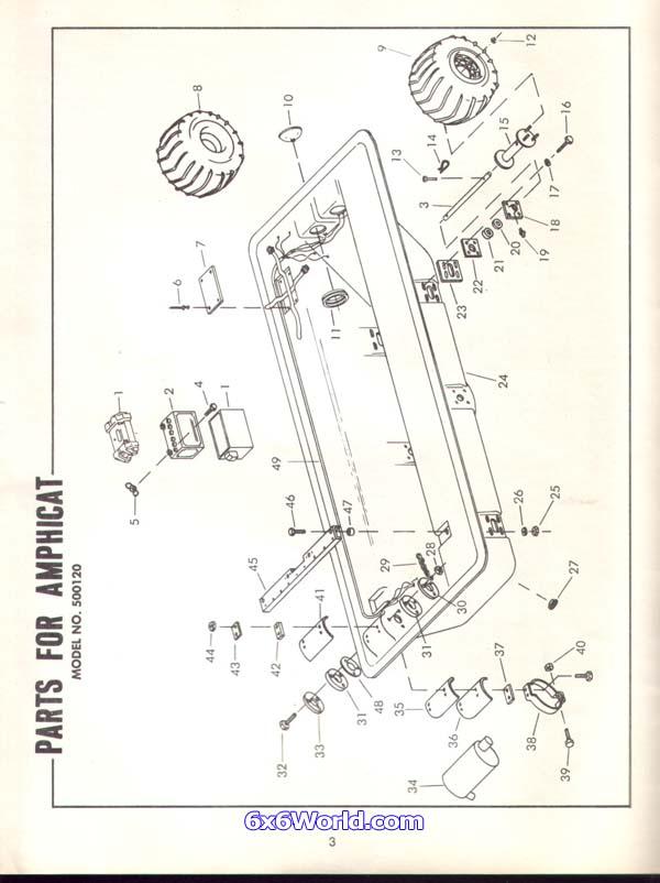 1979 hustler 6x6 manual